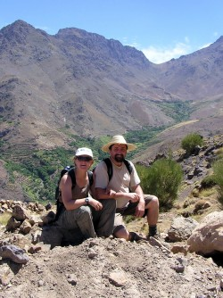 Hiking Todra Gorge - Morocco