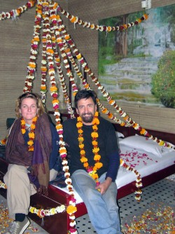 Wedding Anniversary in Agra, India