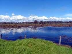Leschenault Inlet, Western Australia - Cycling Across Australia
