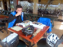 Sampling the Wares, Bootleg Brewery, Margaret River, Western Australia - Cycling Across Australia