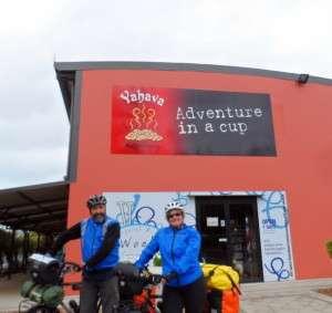 Yahava Coffee - Margaret River, Western Australia - Cycling Across Australia
