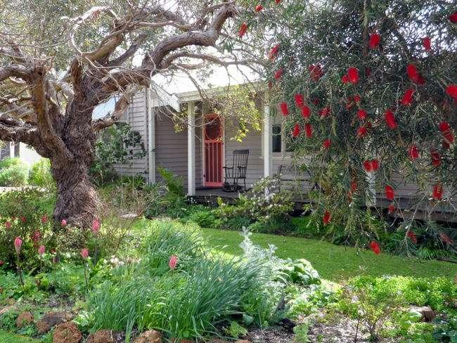 Cottage in Denmark, Western Australia - Cycling Across Australia