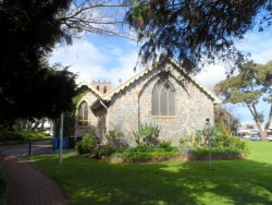 St John the Baptist Church - Albany, Western Australia - Cycling Across Australia