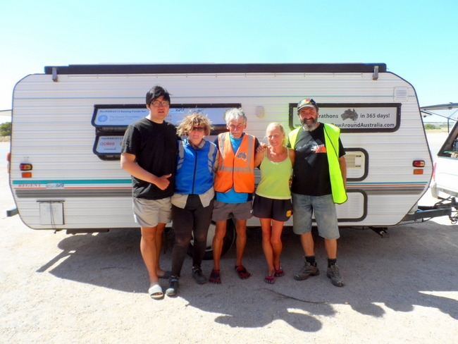 Running Raw - Cycling Across Australia
