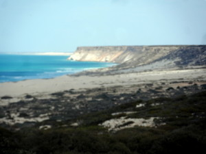 Views of the Coastline - Cycling Across the Nullarbor, Cycling Across Australia