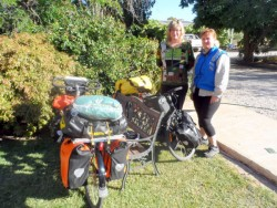 Old Mates- Jamestown, South Australia - Cycling Across Australia