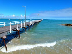 Pier at Beachport, South Australia