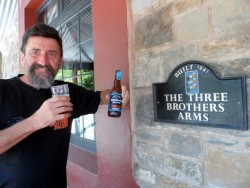 Three Brothers Arms - Macclesfield, South Australia - Cycling Across Australia