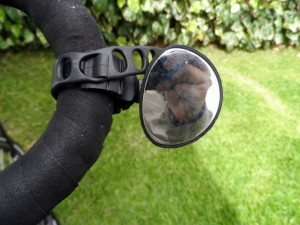 Rearview (Zefal Spy) Mirror - Cycling Across Australia