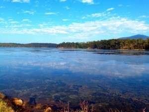 Gorgeous Views - South Coast NSW - Cycling Across Australia