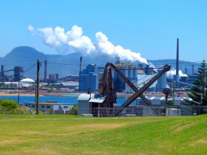 Port Kembla - NSW - Cycling Across Australia
