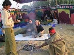 Christmas in Rajastan - 2004