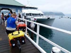 Palm Cove - Ettalong Ferry - Sydeny NSW - Cycling Across Australia