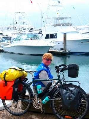 Marina at NElson Bay- NSW - Cycling Across Australia