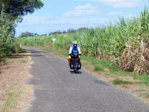 Quiet Roads - Lawrence, NSW - Cycling Across Australia