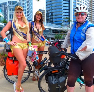 Glamour on the GoldCoast, Queensland - Cycling Across Australia