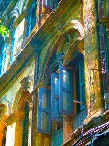 Colonical Architecture - Yangon - Myanmar