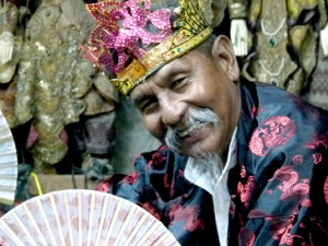 Myanmar photos - Moustache Brothers - Political Vaudeville Mandalay - Myanmar
