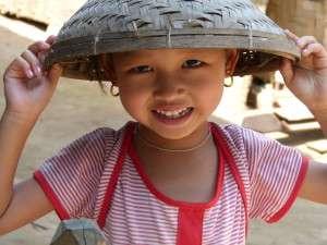 Myanmar photos - Beautiful smiles