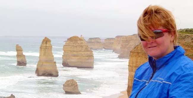 "The ""12?"" Apostles - Great Ocean Road - Cycling Across Australia"