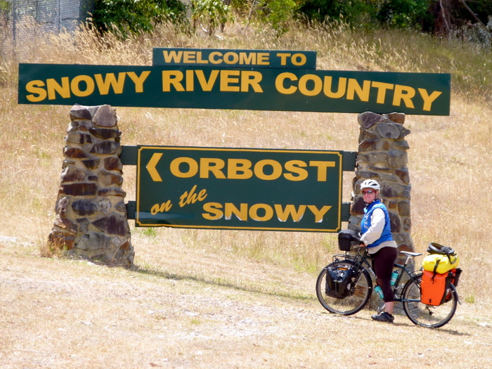 Snowy River Country, Victoria - Cycling Across Australia