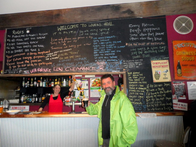 Lavers Hill Tavern - A Welcome Retreat - Cycling Across Australia
