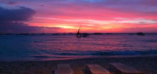 Boracay Sunset III