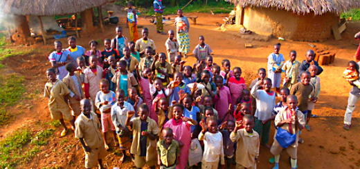 Guinea Village Welcome