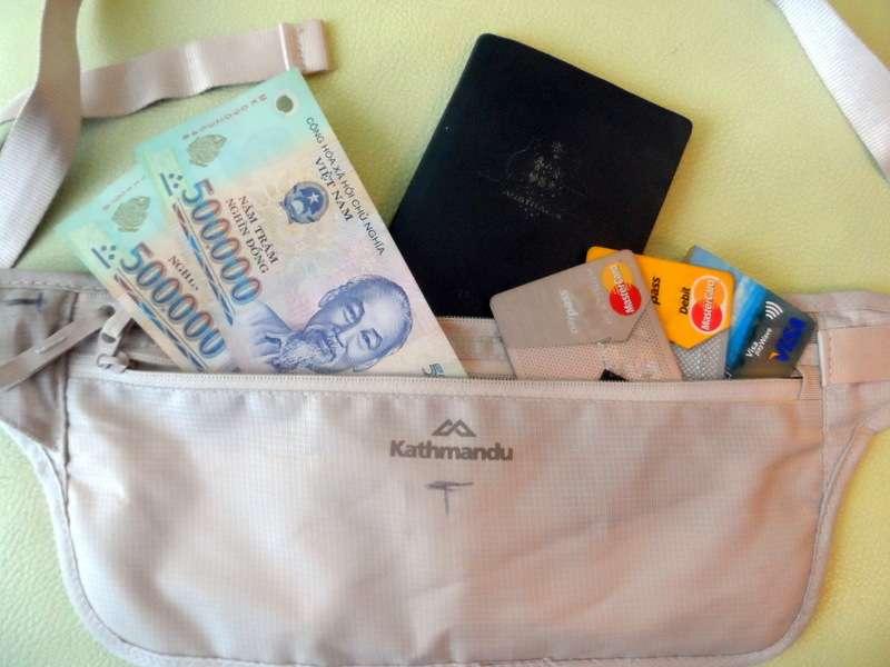 Go with the flow - passports, visas, money
