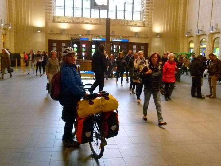 Helsinki Cycle Touring