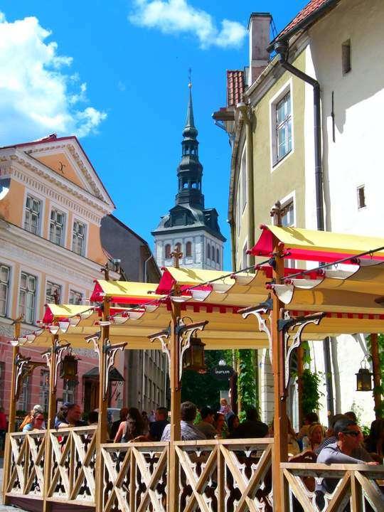 Tallinn Estonia - Tallinn Architecture
