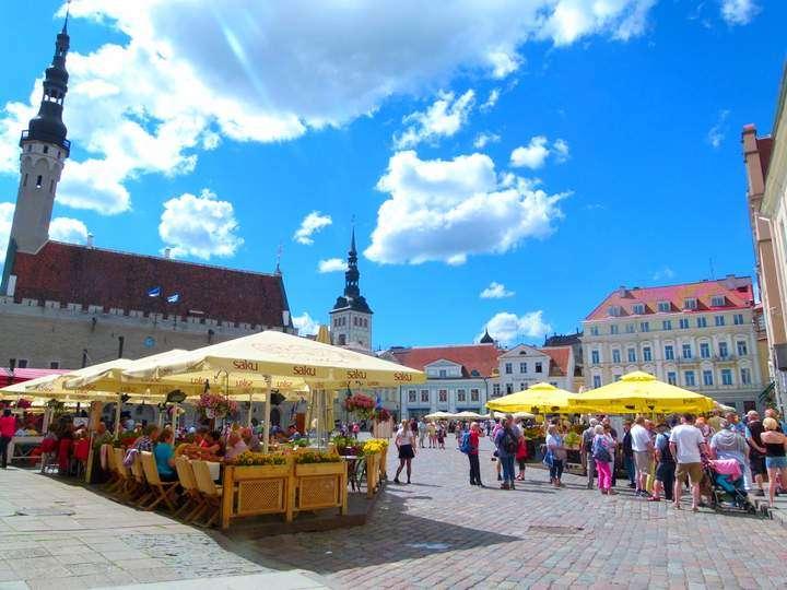 Tallinn Estonia - Tallinn Old Town