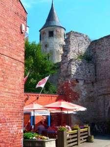 Cycling in Estonia - Haapsalu