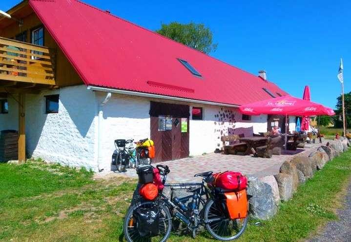Cycling in Estonia - Hiiumaa