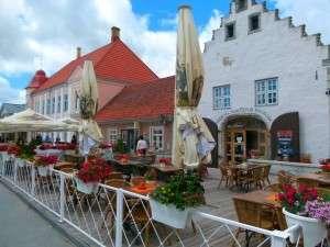 Cycling in Estonia - Saaremaa