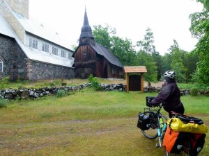 Cycling in Estonia - Ruhnu