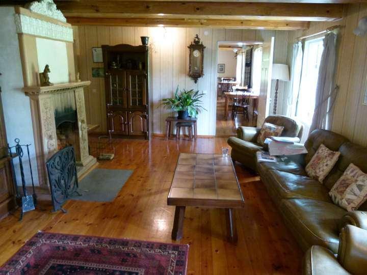 Comfy living room - Sauleskalni Guesthouse