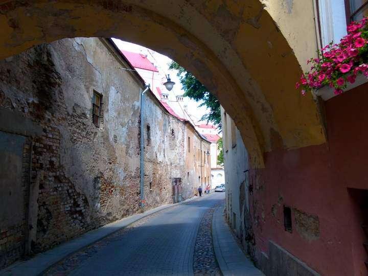 Old Town Vilnius - Lithuania