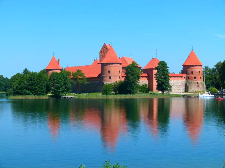 Trakai Castle - Lithuania