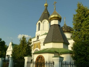 Orthodox Church - Minsk Belarus
