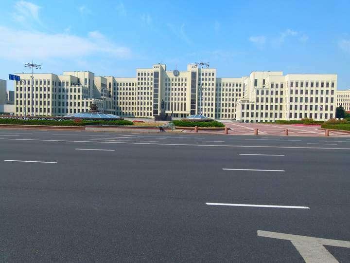 KGB Headquarters? Minsk