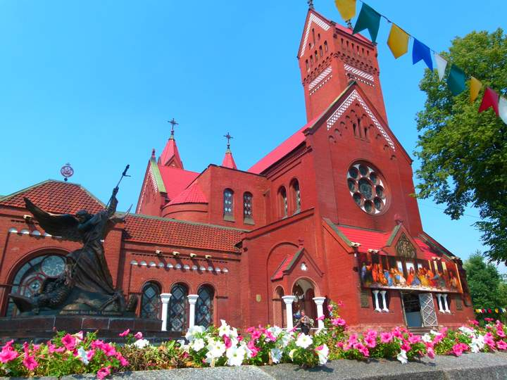 Church of Saint Simon - Minsk, Belarus