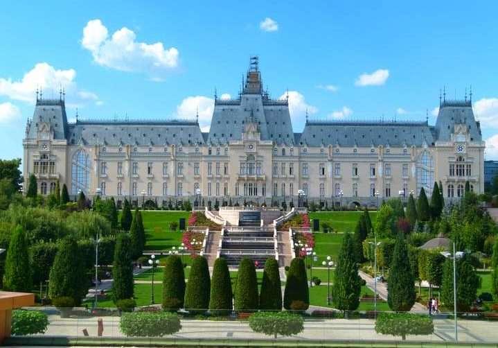 Iasi Palace, Romania