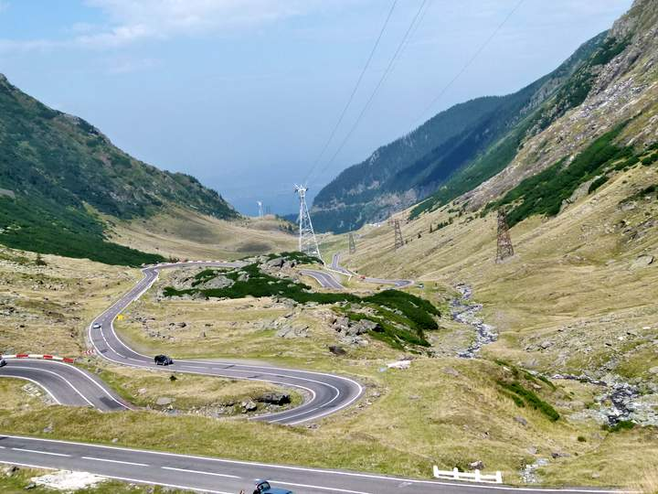 Transfargarasan Highway, Romania