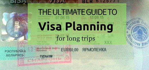 Ultimate Visa planning Guide, Long term travel