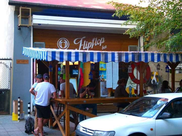 Flip Flop Bar Sofia Bulgaria