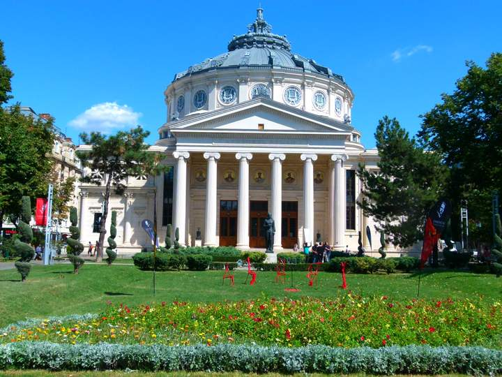 Architecture in Bucharest