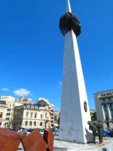 MEmorial in Bucharest
