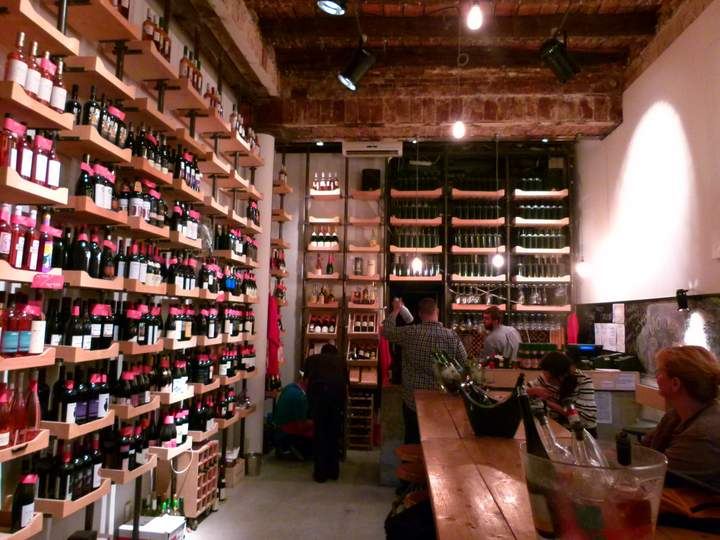 Dionysus Wine Bar Bucharest