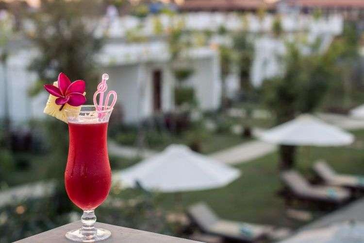 Cocktails - Tresor D'Angkor Suite Siem Reap